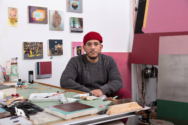 Kenny Rivero studio
