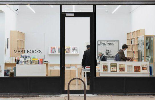 Mast Books storefront