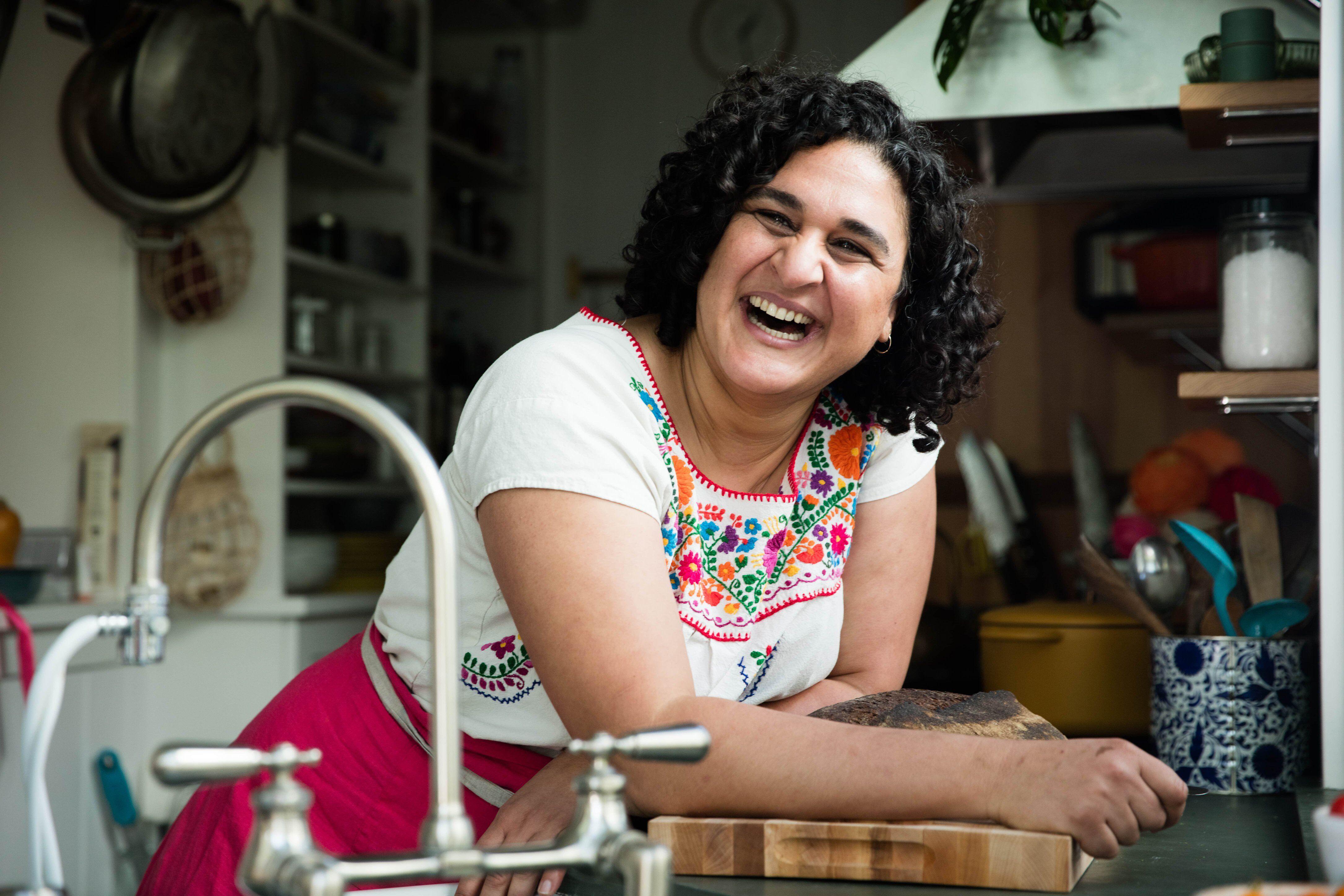 chef Samin Nosrat portrait