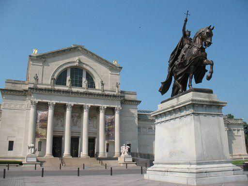 Saint Louis Art Museum exterior