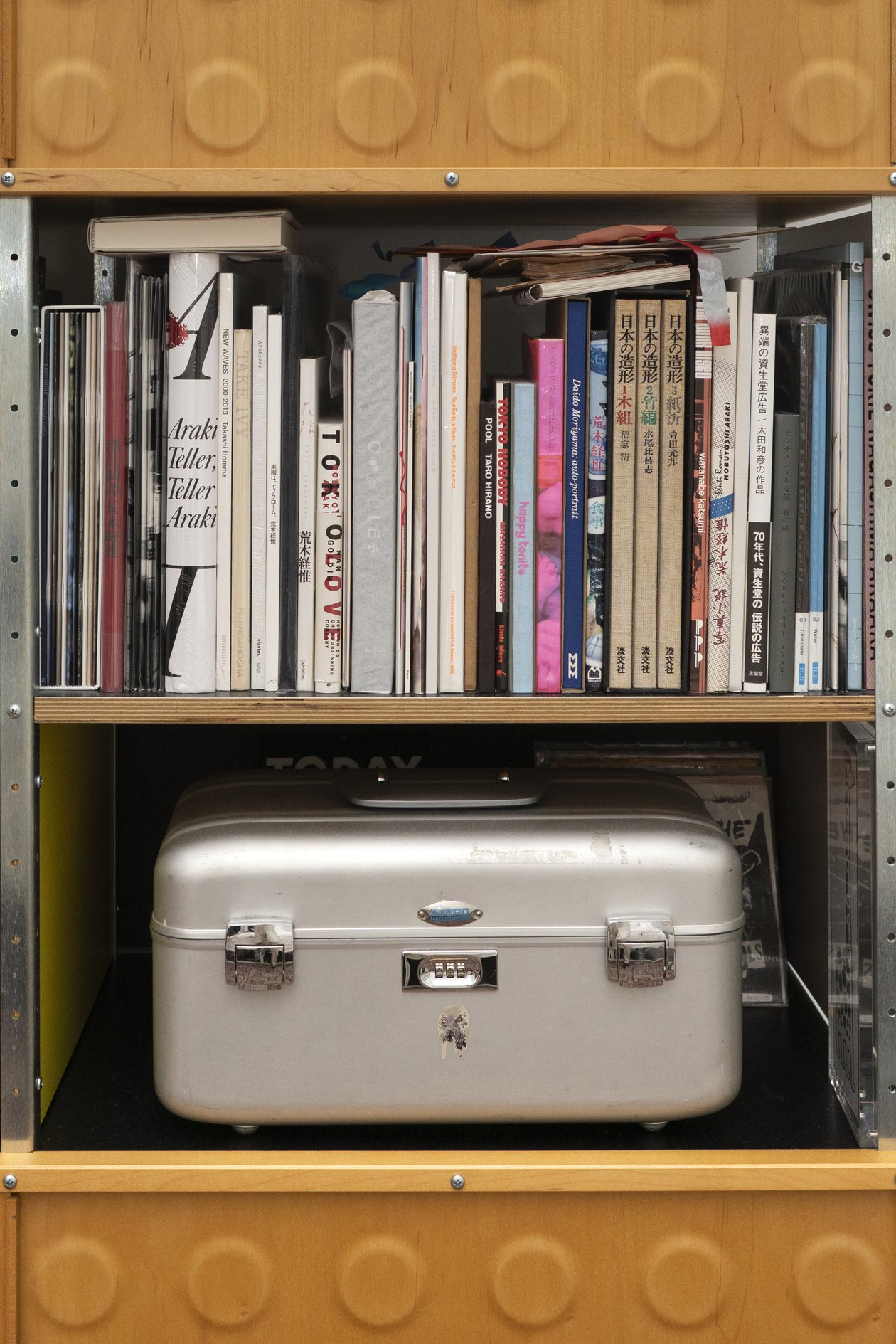 RUBA ABU-NIMAH bookshelf