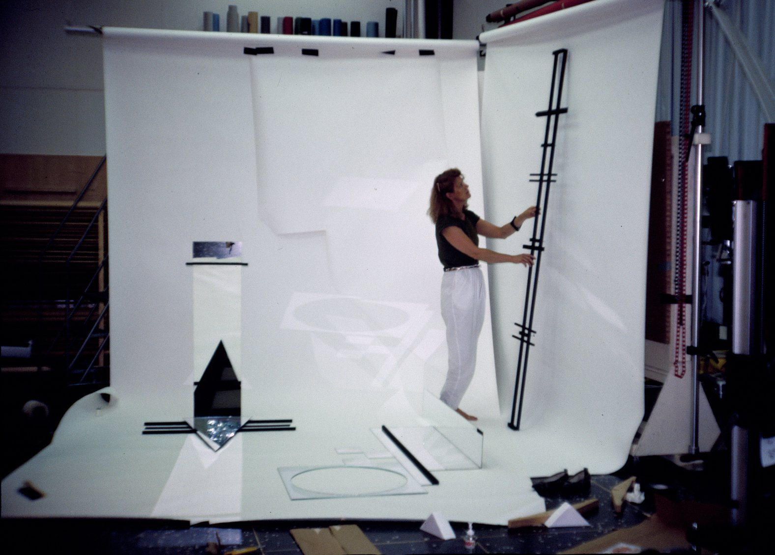 Barbara Kasten Studio