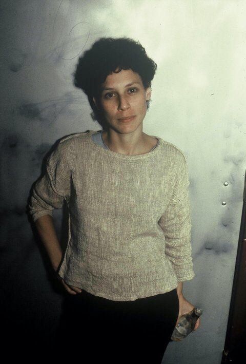 Jane Dickson Portrait