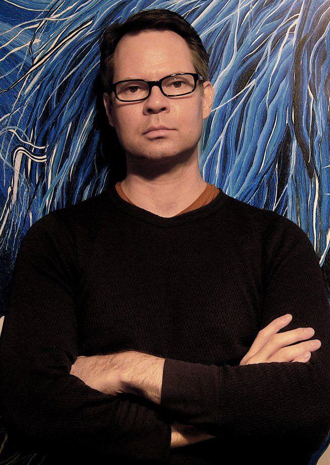David Dupuis Portrait