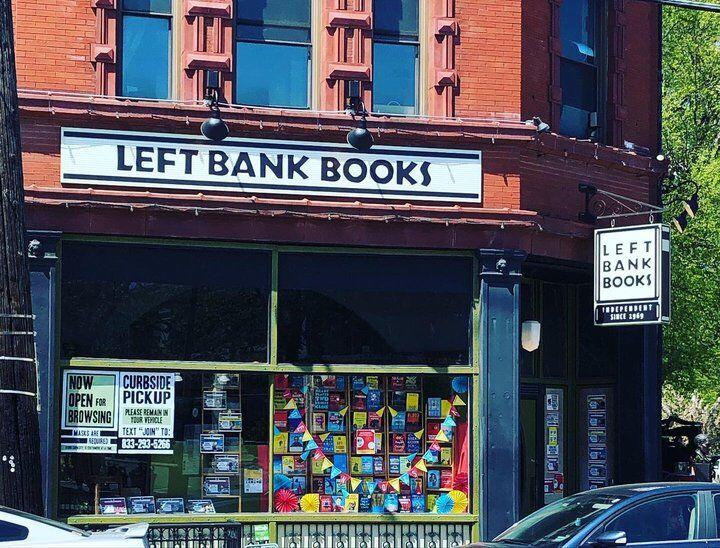 Left Bank Books exterior