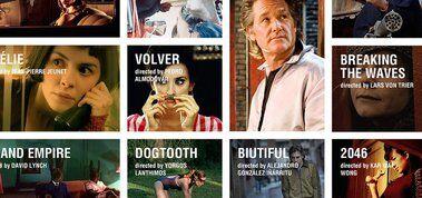 Mubi film selection