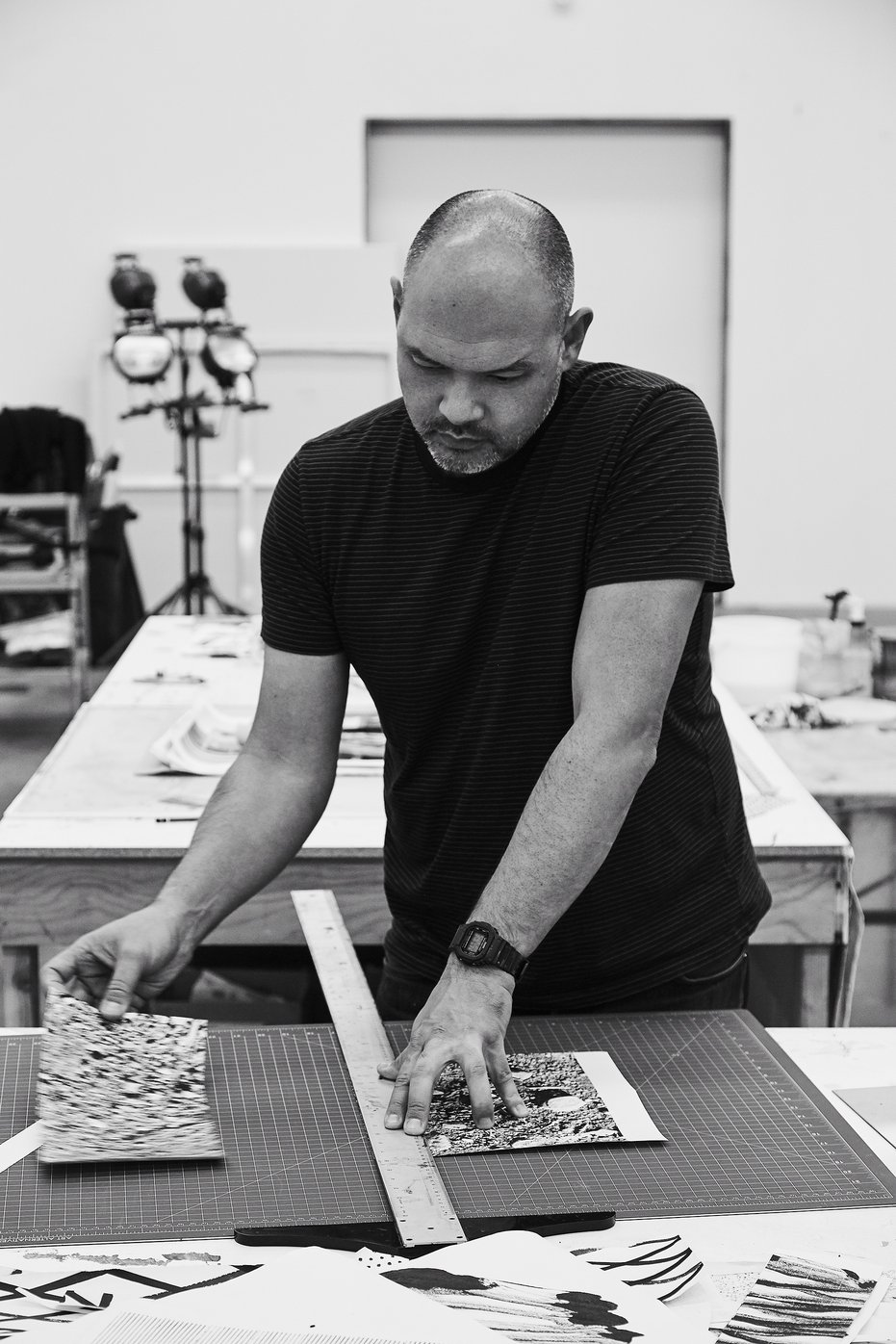 David Korty artist headshot