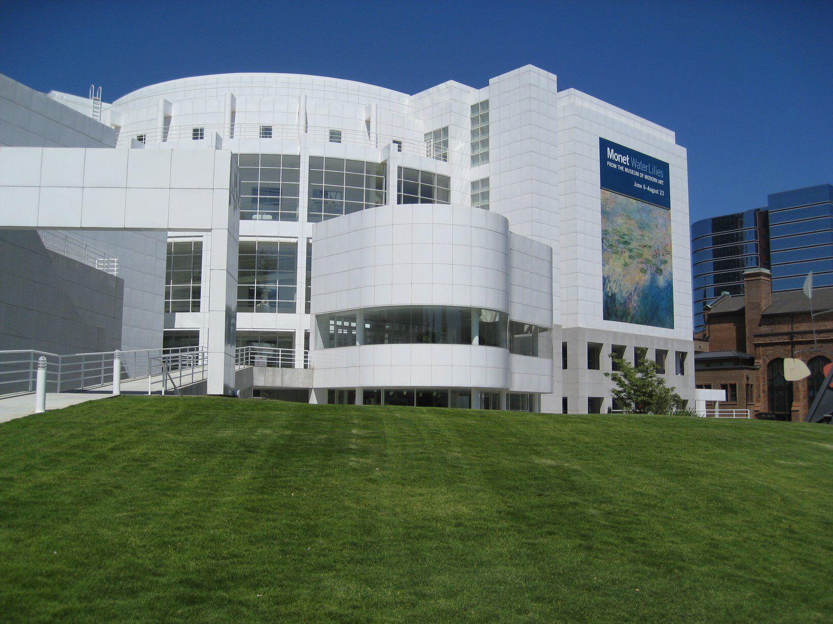 High Museum of Art exterior