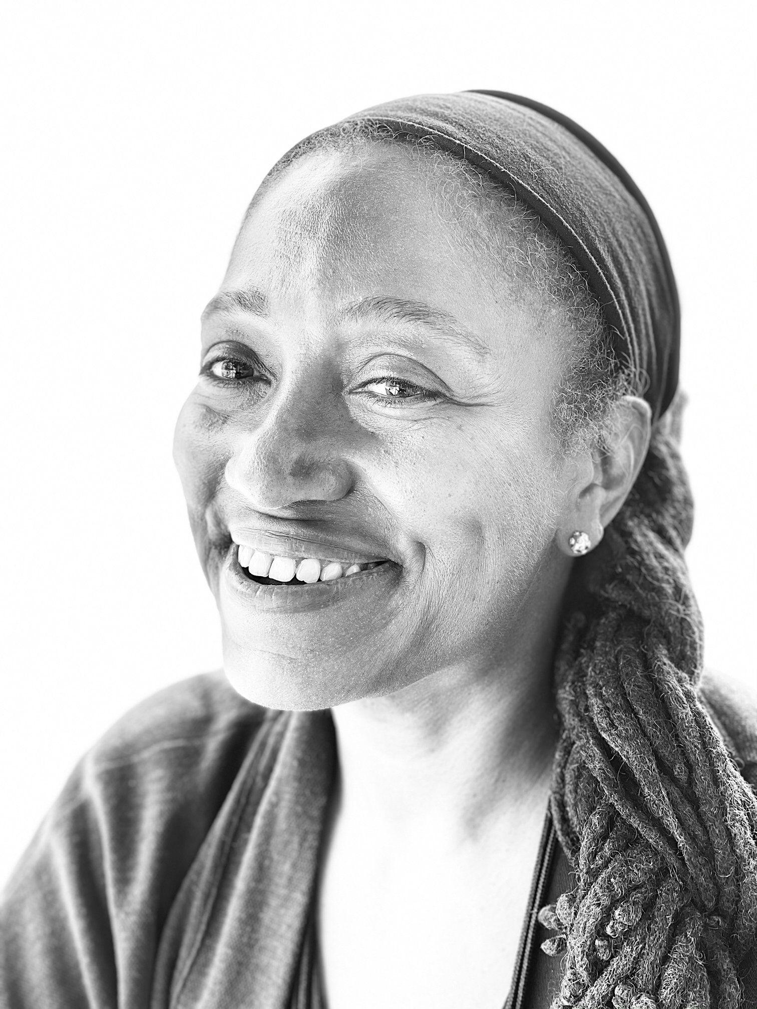 Renée Green Portrait