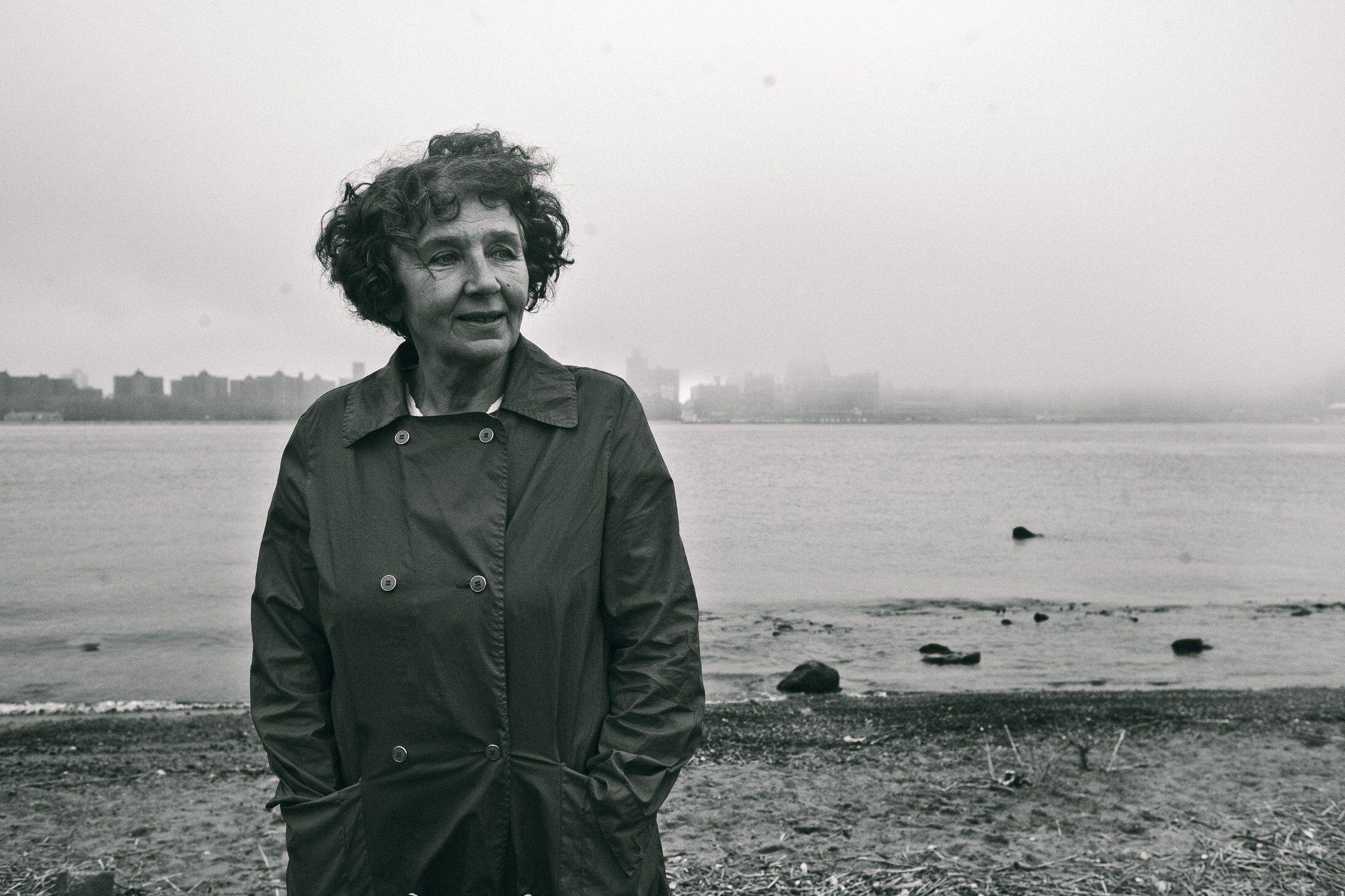 Ljiljana Blazevska Portrait