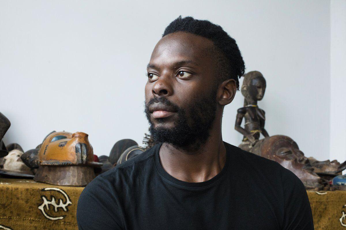 Tunji Adeniyi-Jones portrait