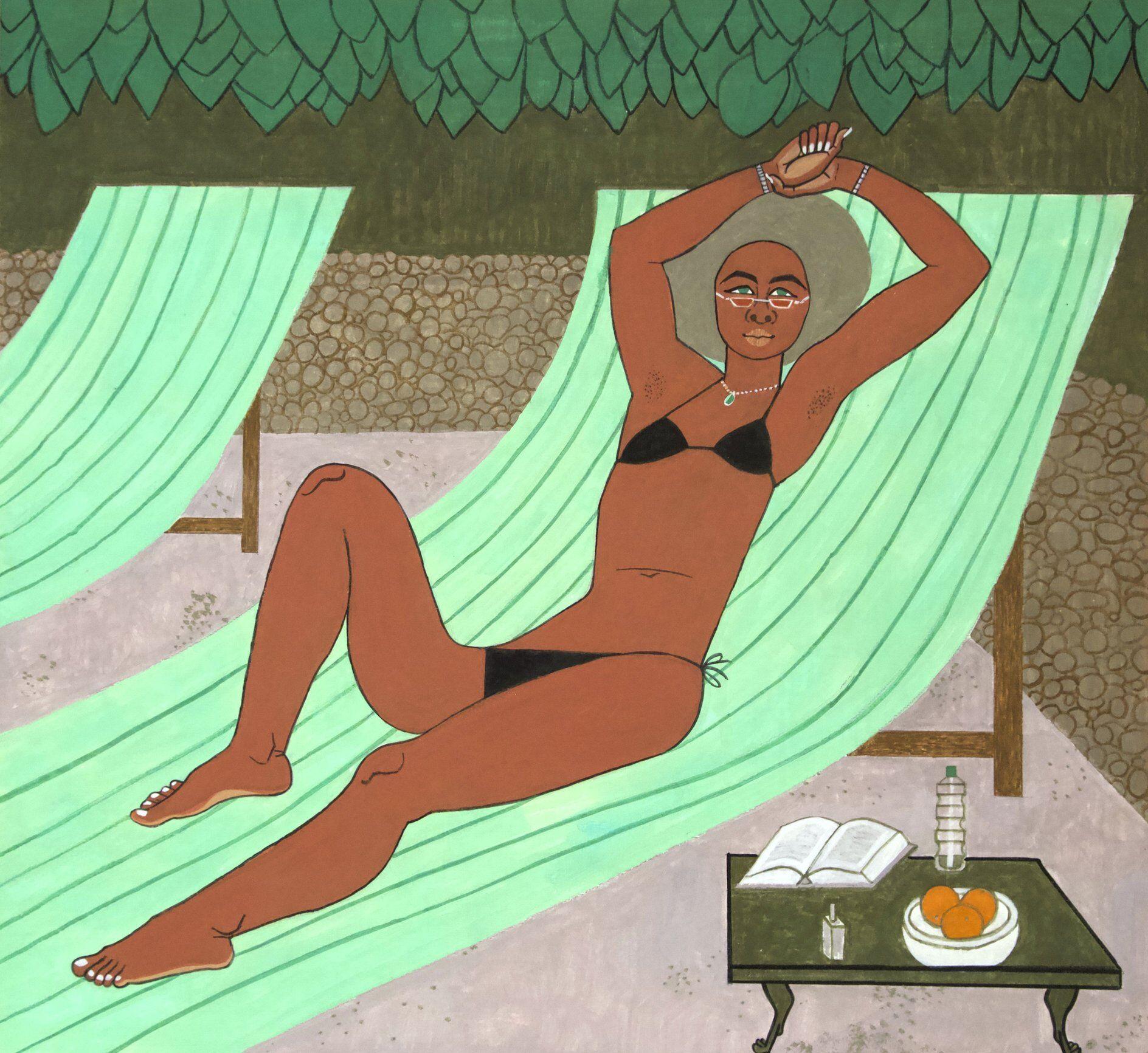 yves tessier bikini widow