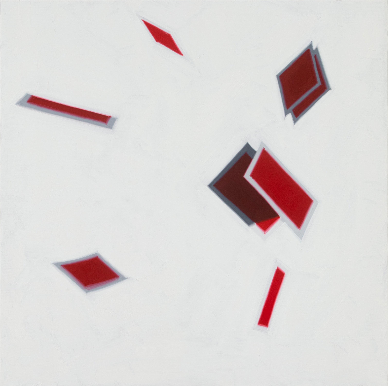 luke ohalloran eight red rectangles i