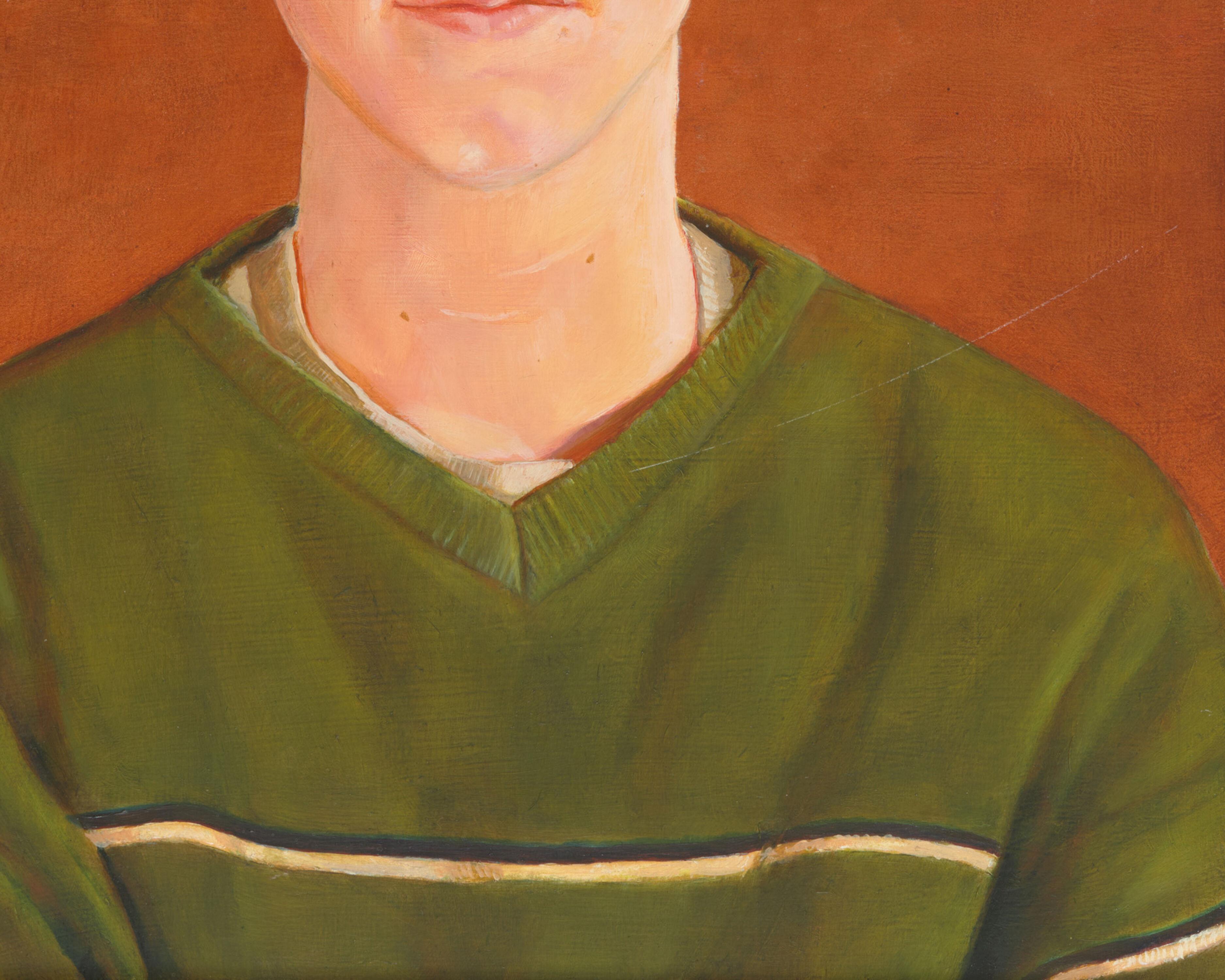 gilbert lewis summer portrait