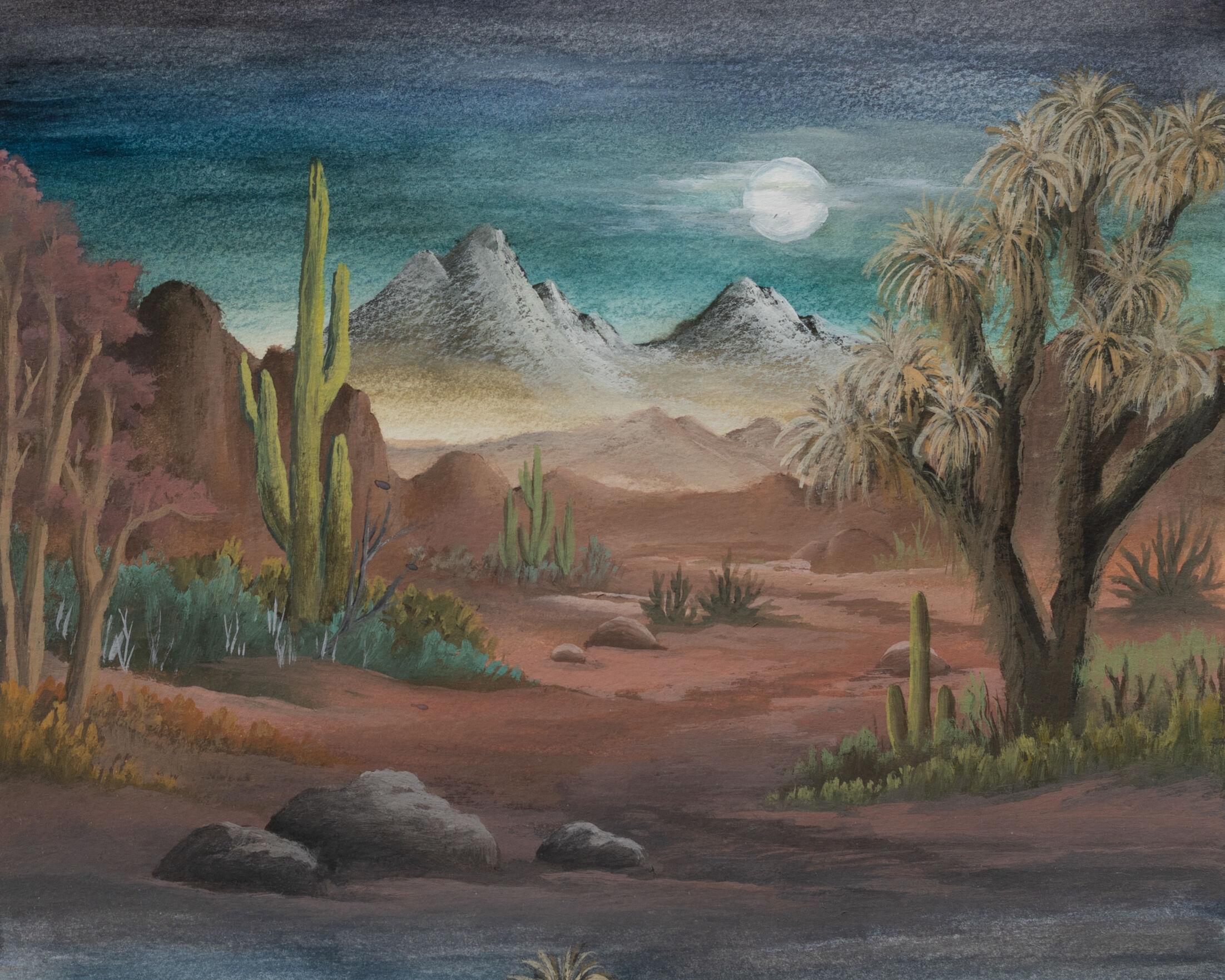 neil raitt desert moon
